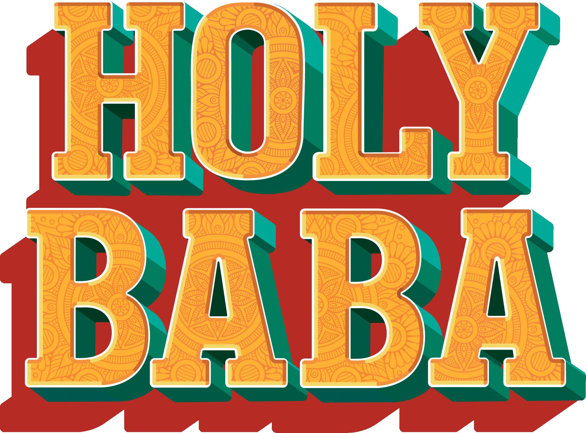 LOGO HOLY BABA